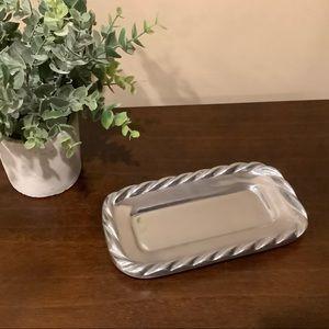 NWOT Mariposa Swizzle Butter Dish 🧈